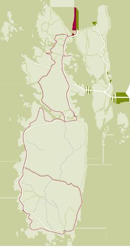 kart kopervik Avaldsnes på Karmøy kart kopervik